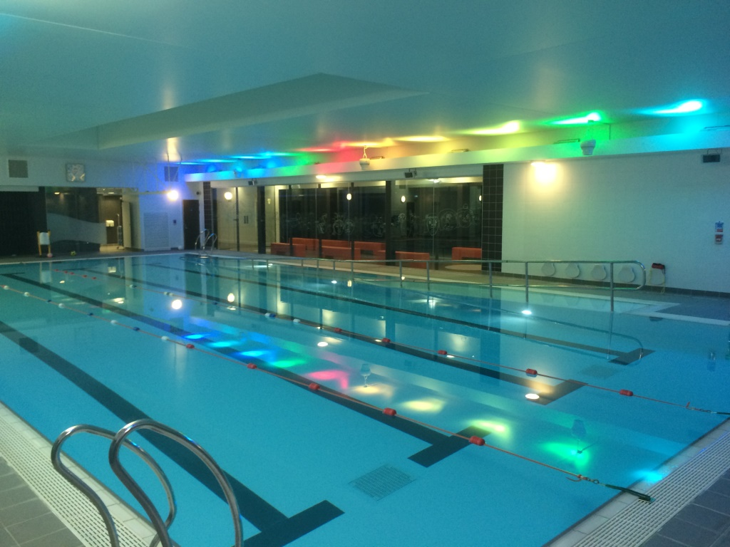 Stockbridge Leisure Centre Pool 1